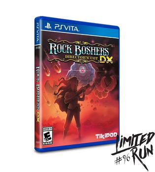 ROCK BOSHERS DX (VITA) LIMITED RUN #96,  PlayStation Vita, VideoGamesNewYork, VGNY