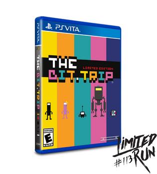 THE BIT.TRIP (VITA) LIMITED RUN #113, PlayStation Vita, VideoGamesNewYork, VGNY