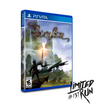 SIRALIM (VITA) LIMITED RUN #137, PlayStation Vita, VideoGamesNewYork, VGNY