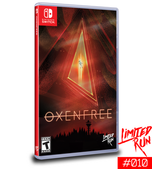 OXENFREE LRG #010 [Nintendo Switch]
