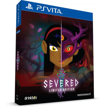 SEVERED [LIMITED EDITION], PlayStation Vita, VideoGamesNewYork, VGNY
