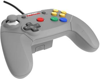 Brawler64 Controller - Gray (Nintendo 64)
