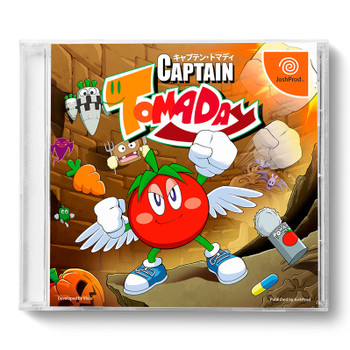 Captain Tomaday (Sega Dreamcast)
