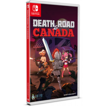 Death Road to Canada - LIMITED EDITION (Nintendo Switch)