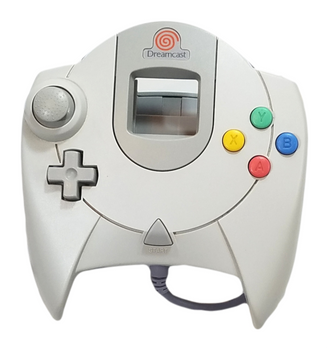 Sega Dreamcast Controller (Official) USED