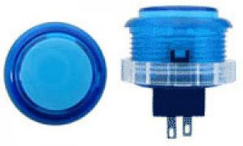 PS-14-KN BUTTON BLUE