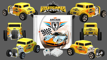 Arcade Racing Legends (Sega Dreamcast) USA