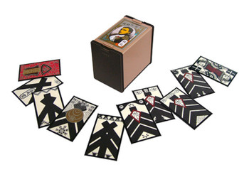 Hanafuda President STOCK BILLS [BLACK] Nintendo