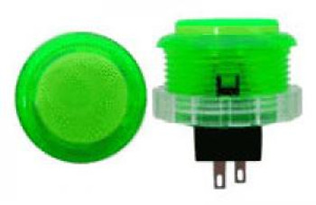 PS-14-KN BUTTON GREEN