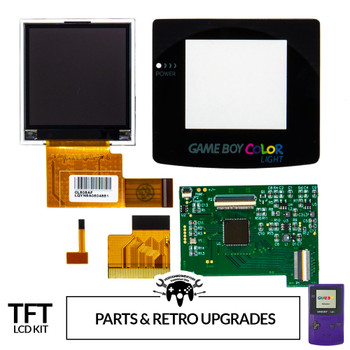 GameBoy Color Replacement TFT LCD Kit (v2)