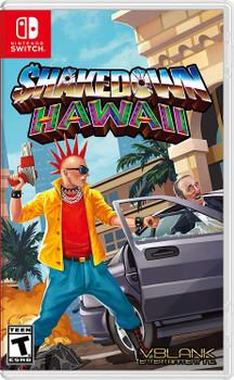 Shakedown: Hawaii Collector's Edition (Nintendo Switch)