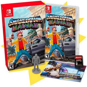 Shakedown: Hawaii Collector's Edition