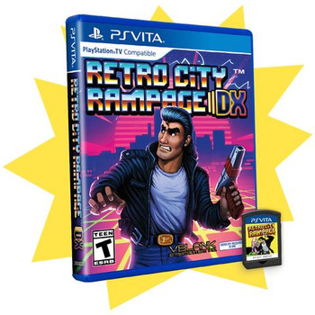 Retro City Rampage DX ( PlayStation Vita)