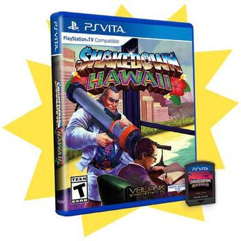 Shakedown Hawaii ( PlayStation Vita)