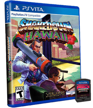 Shakedown Hawaii ( PlayStation Vita)