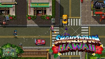 Shakedown Hawaii ( PlayStation 4)