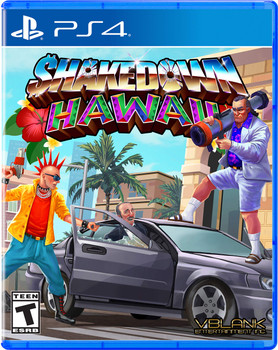Shakedown Hawaii ( PlayStation 4)