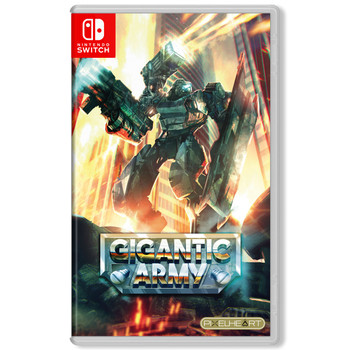GIGANTIC ARMY (Nintendo Switch)