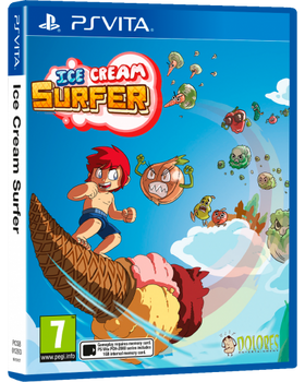 Ice Cream Surfer (Playstation Vita)