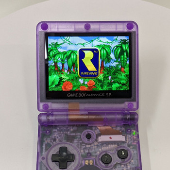 Gameboy Advance SP IPS LCD Kit [v2] (GBA SP)