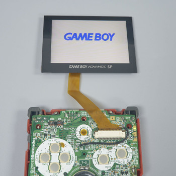 Gameboy Advance SP IPS LCD Replacement Kit [VERSION 2] (GBA SP)