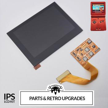 Gameboy Advance SP IPS LCD Kit [v2] (GBA SP)