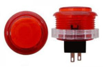 PS-14-KN BUTTON RED