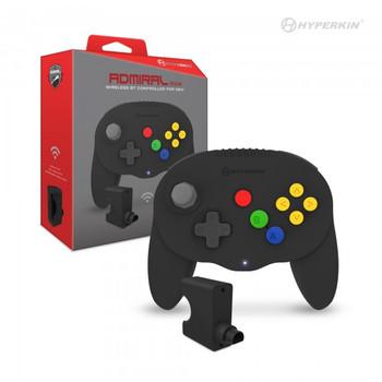 Admiral Premium BT Controller - BLACK (Nintendo 64)
