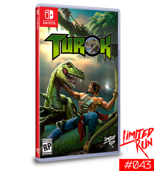 Turok (Nintendo Switch) LRG #43