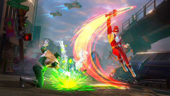Power Rangers: Battle for the Grid (Nintendo Switch) LRG #38