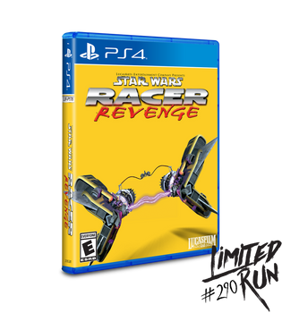 Star Wars Racer Revenge (PS4) LR-P290