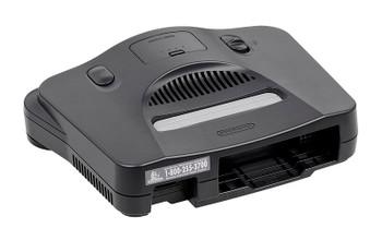 Nintendo 64 System (JAPAN)