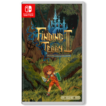 Finding Teddy II (Nintendo Switch)