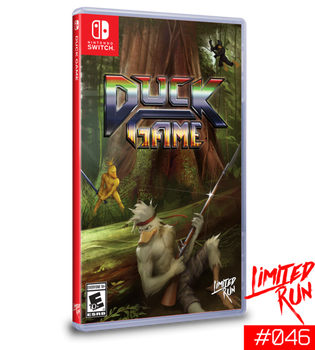 Duck Game (Nintendo Switch)