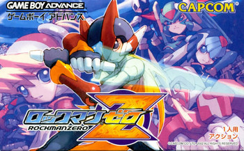 Rockman Zero (Gameboy Advance)