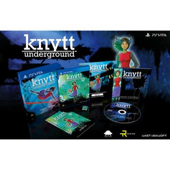 Knytt Underground [Limited Edition] (PlayStation Vita)