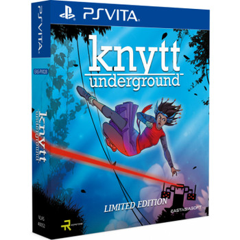 Knytt Underground [Limited Edition] (PlayStation Vita)