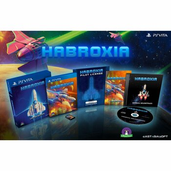 Habroxia [Limited Edition] (PlayStation Vita)