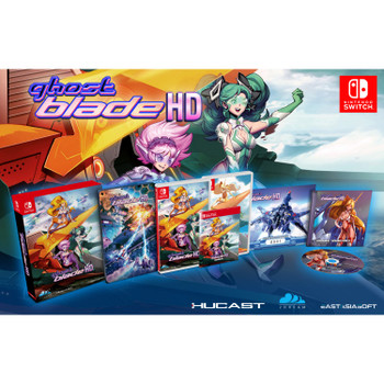 Ghost Blade HD [Limited Edition] (Nintendo Switch)