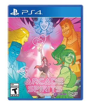 Arcade Spirits (PlayStation 4)