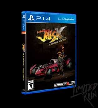 Jak X: Combat Racing LRP-292 (Playstation 4)