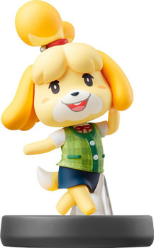 Isabelle (Super Smash Bros) Amiibo [JP]