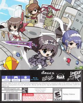 Phantom Breaker: Battle Grounds Overdrive LRP-102 (Playstation 4)