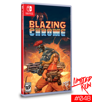 Blazing Chrome (Nintendo Switch) LRG-48