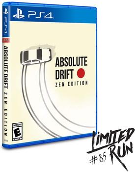 Absolute Drift Zen Edition LRP-52 (Playstation 4)