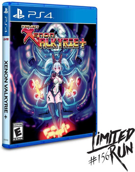 Project Xenon Valkyrie + LRP-99 (Playstation 4)