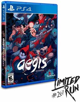 Aegis Defenders LRP-152 (Playstation 4)