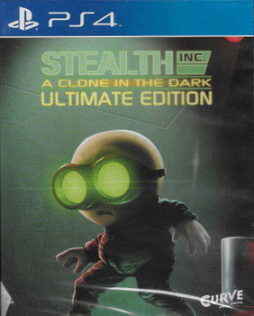 Stealth Inc. Ultimate Edition LRP-15 (Playstation 4)