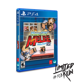 River City Melee Battle Royal Special LRP-62 (Playstation 4)