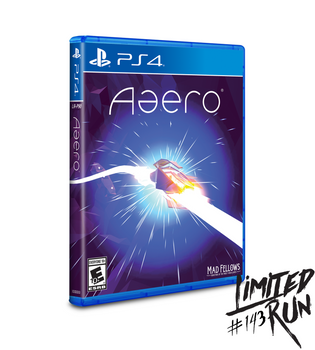 Aaero LRP-90 (Playstation 4)
